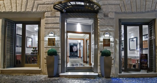 Best boutique hotels in Rome - Lunetta hotel
