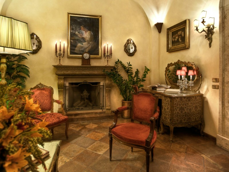 Boutique hotel campo de 39 fiori rome for Boutique rome