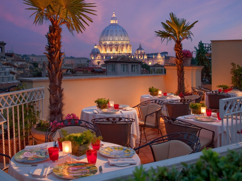 Piazza navona boutique hotels rome for Best boutique hotels rome