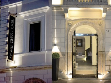 Rome Times Boutique Hotel