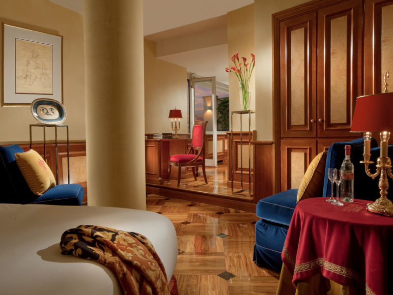 Piazza navona boutique hotels rome for Boutique hotel vacations