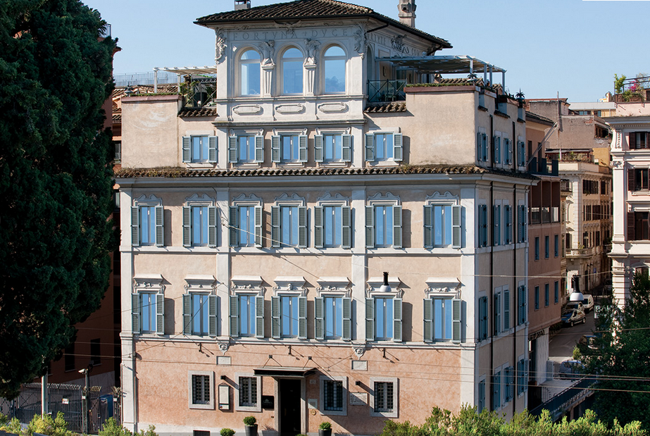 Palazzo manfredi boutique hotels rome for Hotel boutique rome
