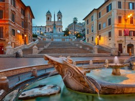 boutique hotels in spanish steps