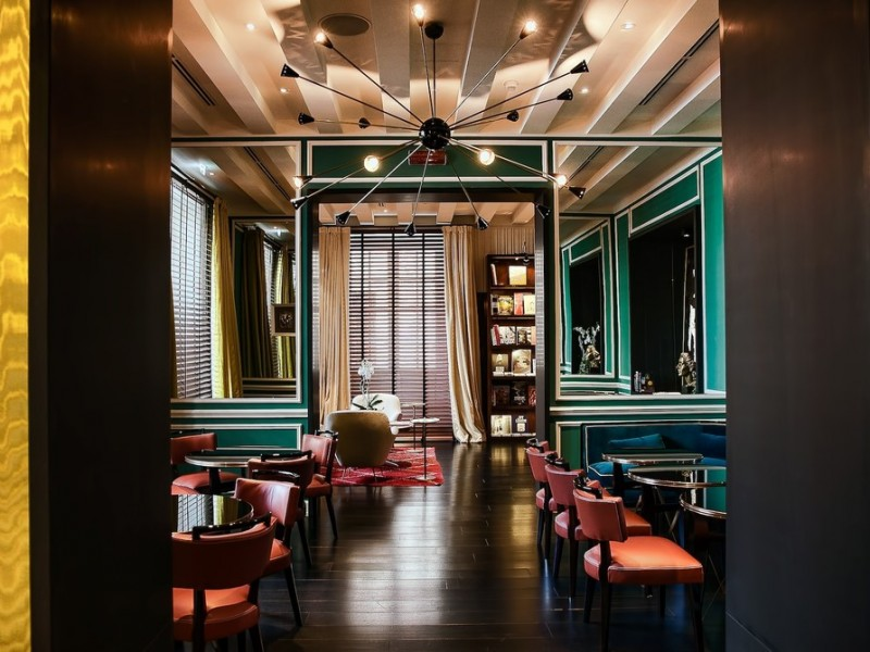 J k place hotel rome boutique hotels rome for Best boutique hotels in rome 2015