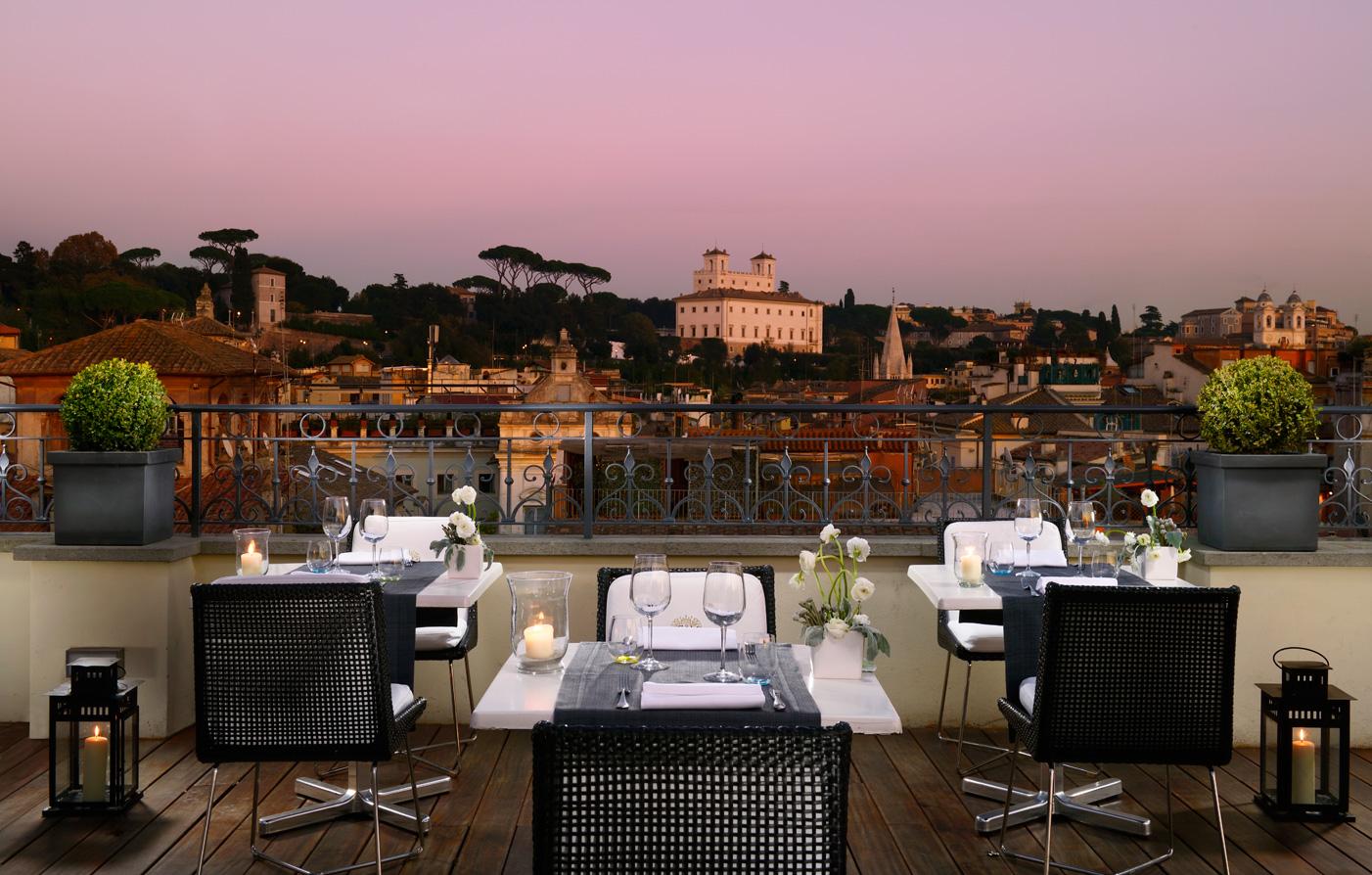 Hotel Berg Roma